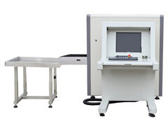 JH6550中型X光机