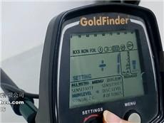 地下金属探测器安护神GF2探宝操作教程