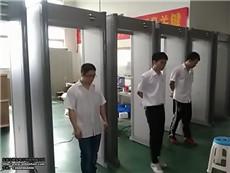 安检门8台门同测不干扰