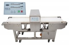 全金属检测仪检测大米铁和不锈钢效果